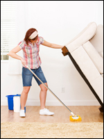 Wife Finds Fourth Step While Cleaning Under Couch